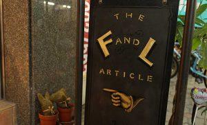 F&L ARTICLE