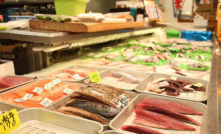 松西鮮魚店 マツニシセンギョテン