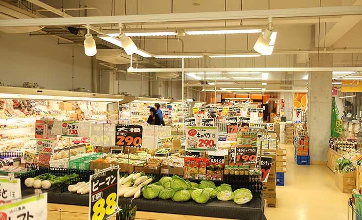 新鮮市場 マルシェ中市店 シンセンイチバマルシェナカイチテン