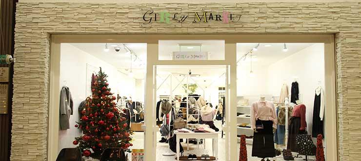 GIRLY MARKET ガーリーマーケット