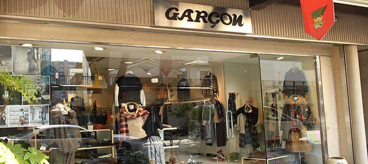 GARCON ギャルソン