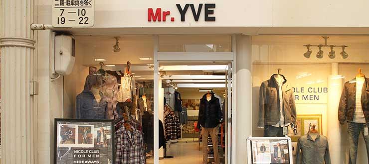 Mr.YVE ミスターイブ