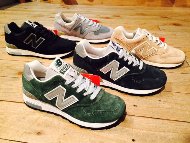 'The new balance'  M1400 Made in USA 限定モデル