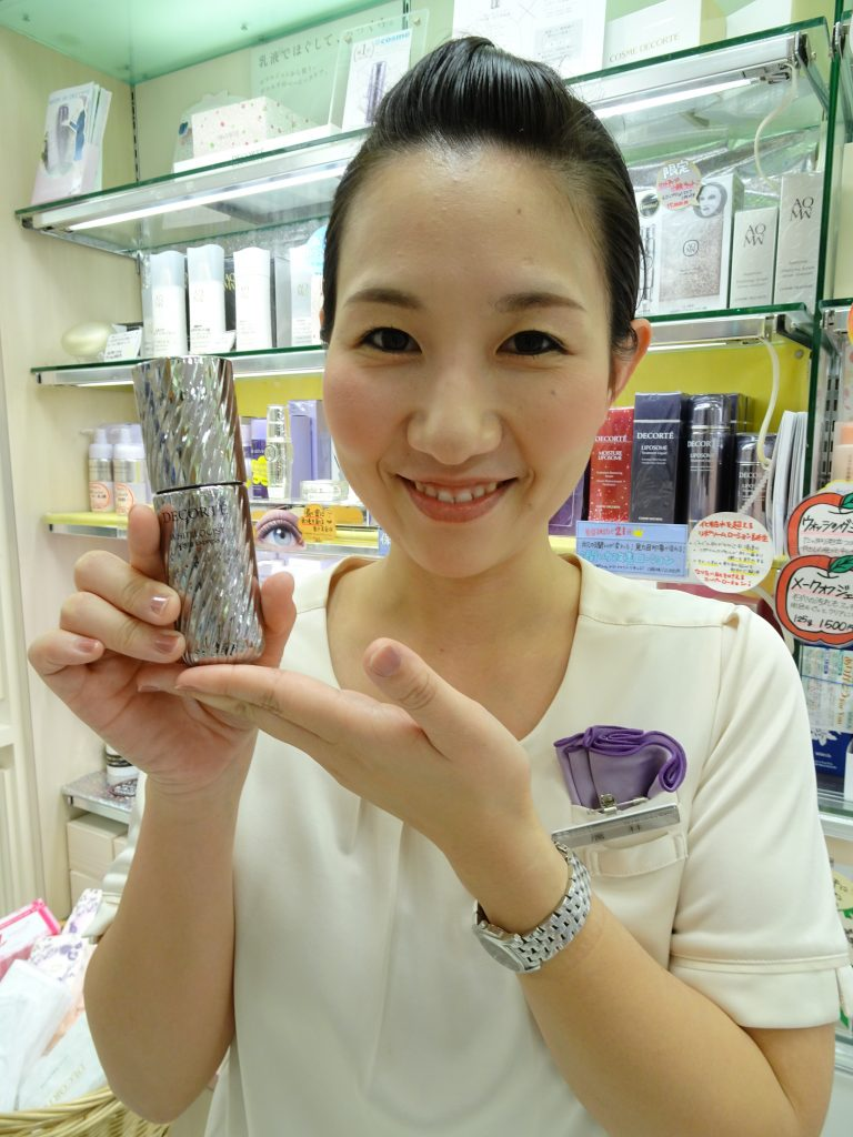 透明感も潤いも。Wの肌効果!美白美容液を継続してお使いいただく方に!!