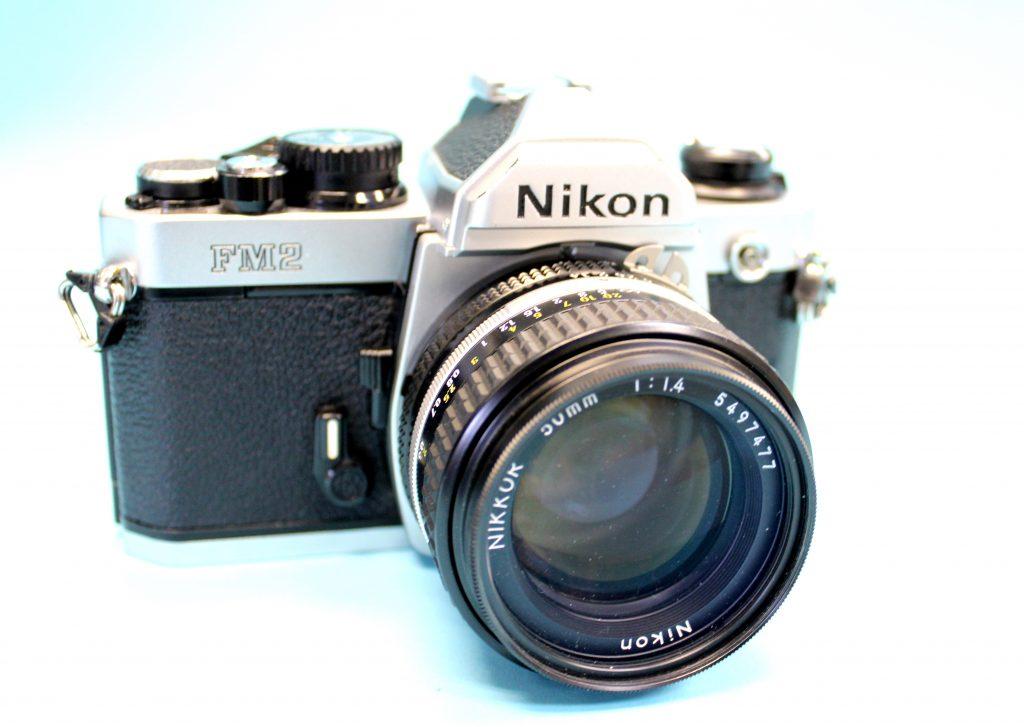 Nikon NEW FM2 美品入荷 AIS レンズもいろいろ