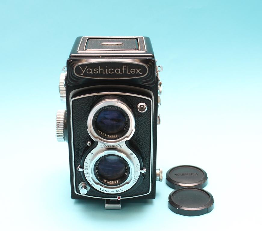 1955年製 ヤシカフレックス C 完動美品