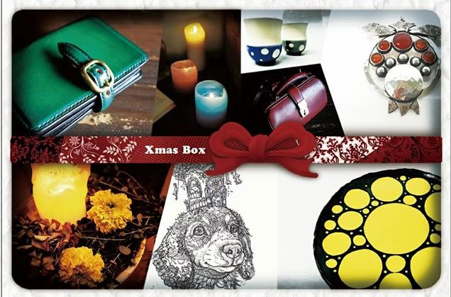 X mas Box vol.5 @KO SILVER 12/1(金)〜10(日)