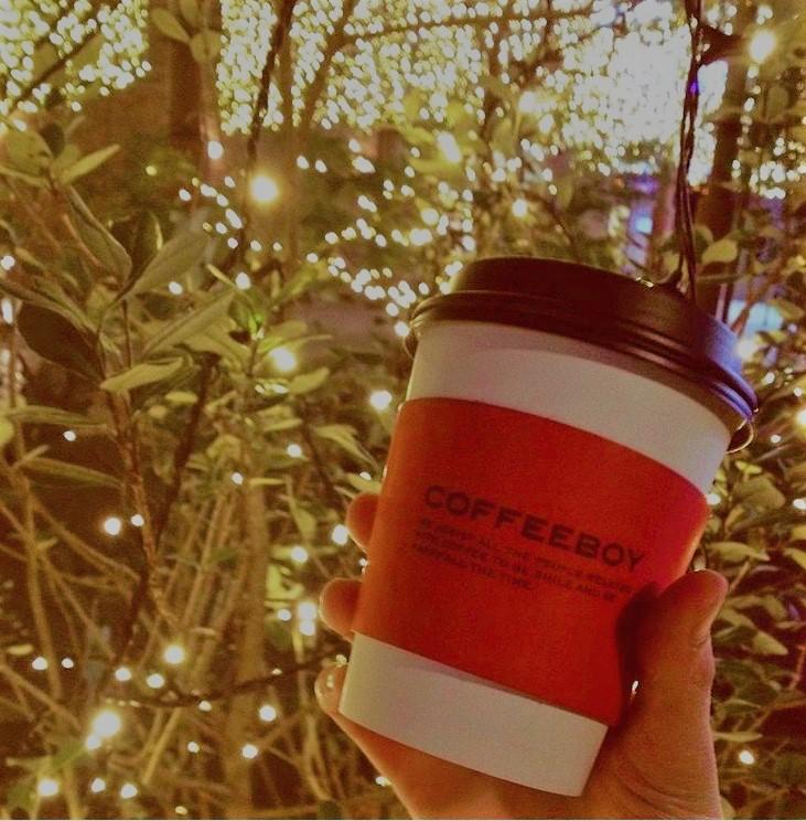 COFFEEBOY山口店