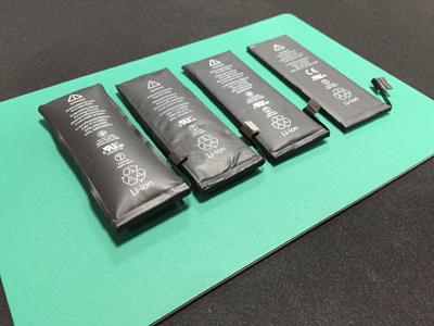 皆様、バッテリーの消耗度の見方。ご伝授 FIXMASTER