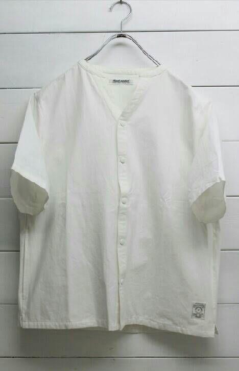 爽やかの極値!!!ホワイトシャツ!