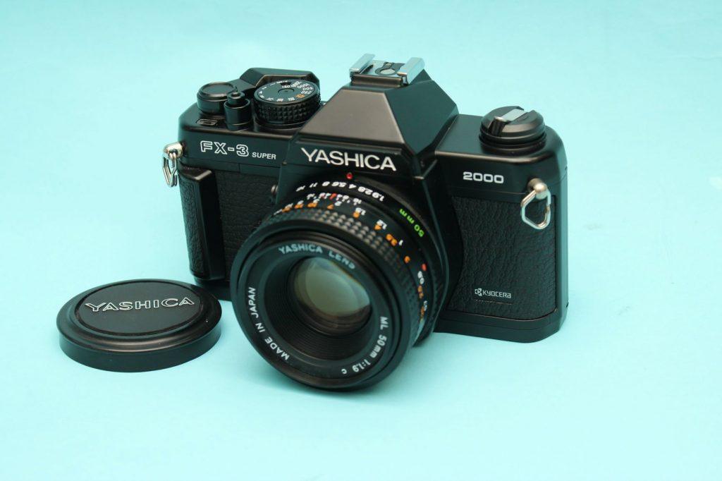 ヤシカ YASHICA FX-3 SUPER2000 50/1.9C